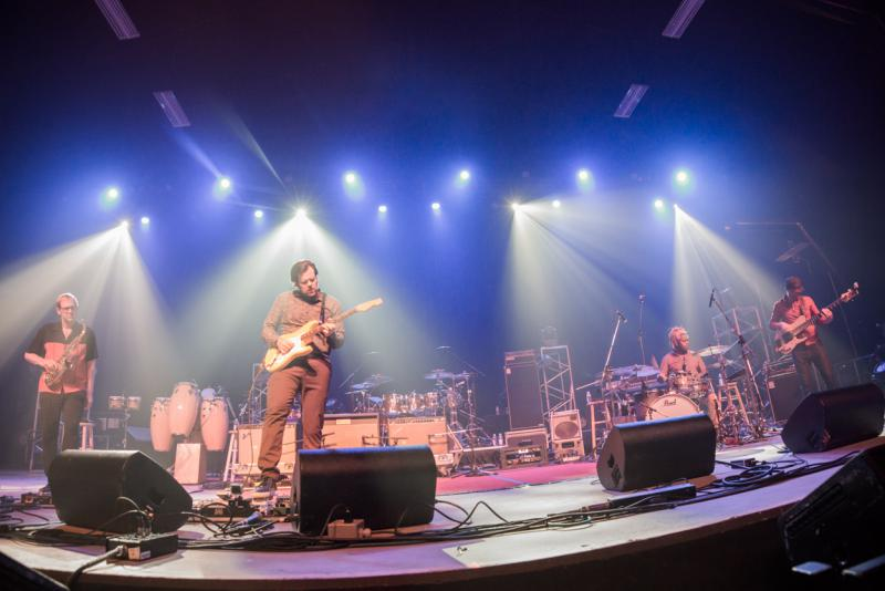 The Galen Weston Band performing at River Cree Casino & Resort in Edmonton.