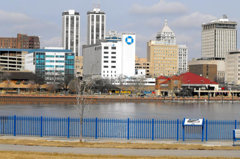 A look at downtown Peoria.