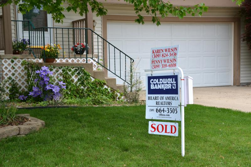 New sales numbers were released this week by the Bloomington-Normal Association of Realtors.