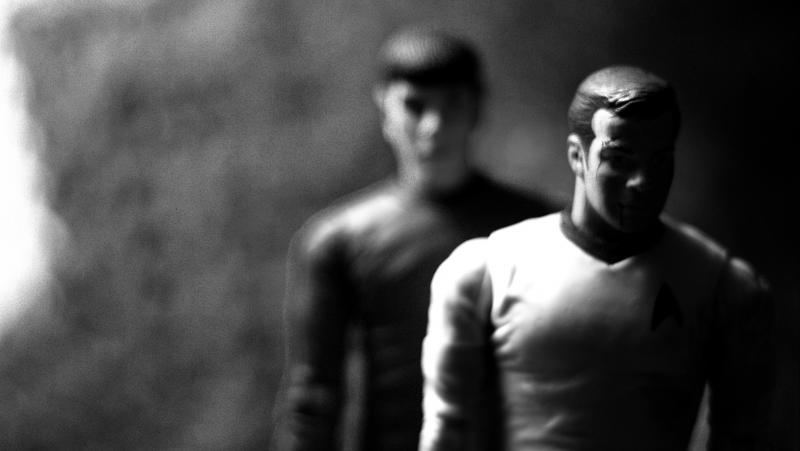 "A new book explores the psychological undercurrents of ""Star Trek."""