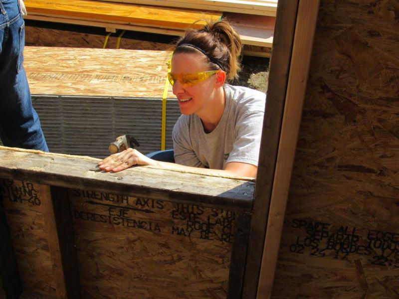Women Build of Habitat For Humanity are hosting a fundraiser.