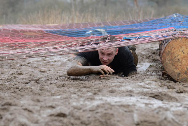 The brand-new Hill of a Race obstacle race will challenge you -- to have fun!