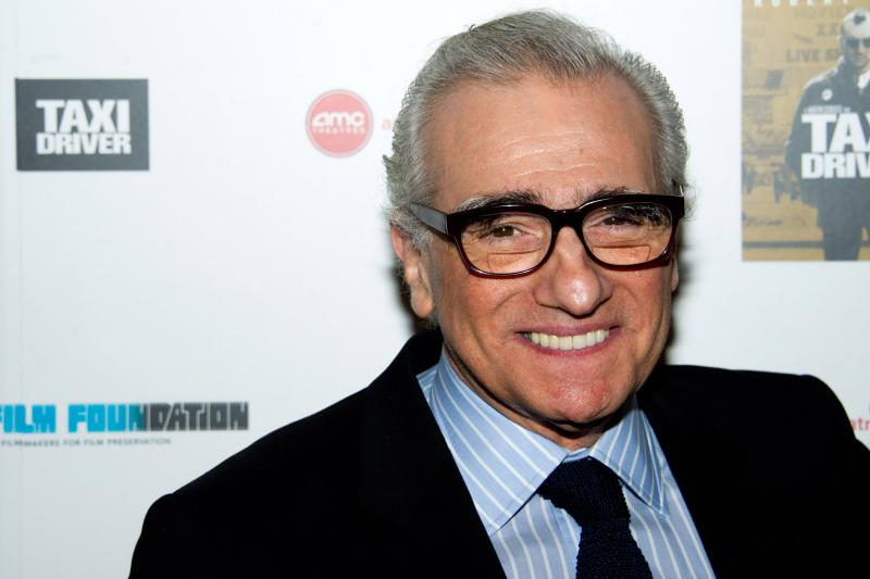 "Director Martin Scorsese attends the 35th anniversary screening of ""Taxi Driver"" in New York, Thursday, March 10, 2011"