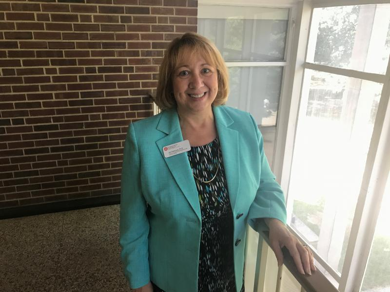 Janet Paterson, ISU's interim director for civic engagement.