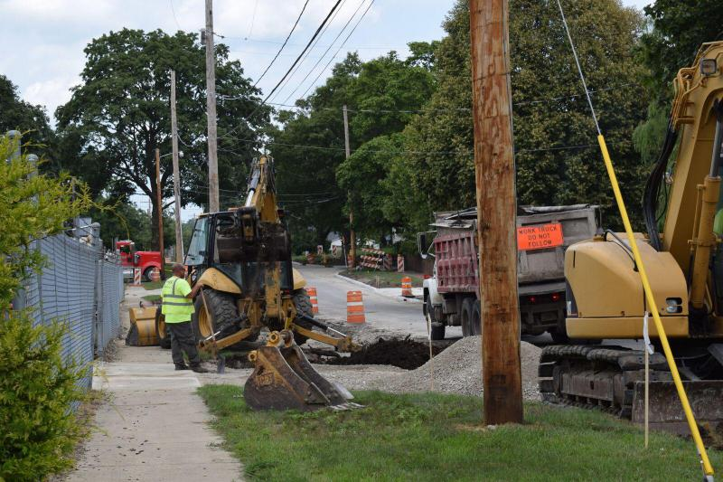 The rate increases are expected to generate $137.1 million in new funding for the city of Bloomington to carry out projects in its sanitary sewer and stormwater master plans.