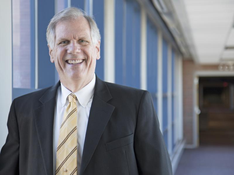 Heartland Community College President Rob Widmer.
