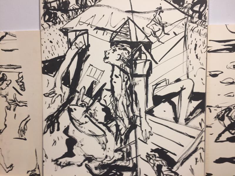 Work by Harold Boyd.