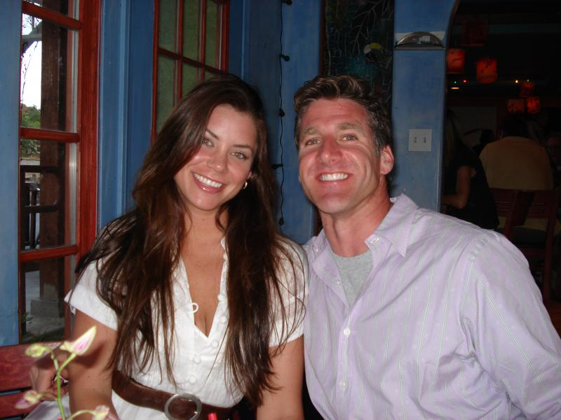 Brittany Maynard and her husband, Dan Diaz. Daiz continues her fight for the right of a gentle dying process.