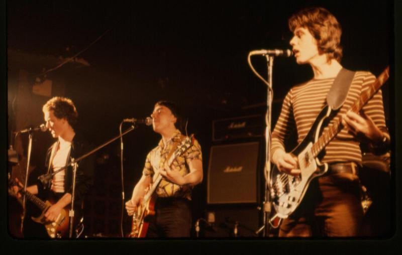 Simply Saucer circa 1970s