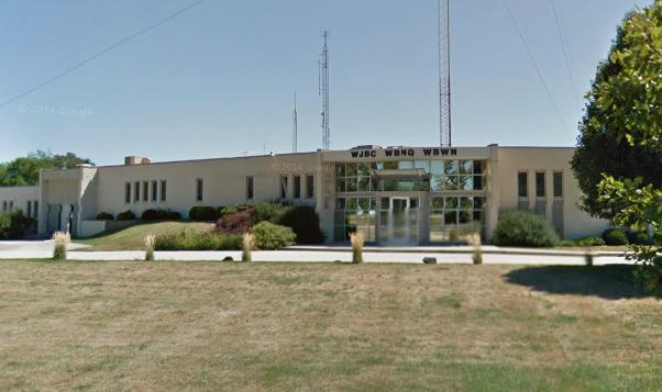 The Radio Bloomington headquarters on Greenwood Avenue in southwest Bloomington.