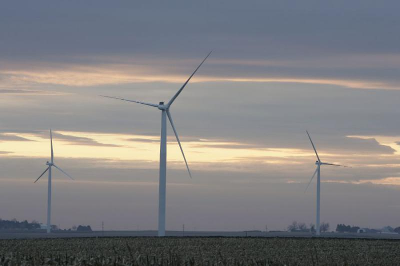 Another wind farm could come to McLean County.