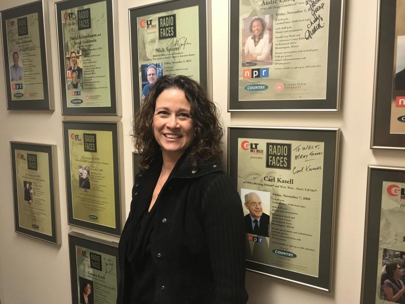Lori Riverstone-Newell is an Illinois State University professor.