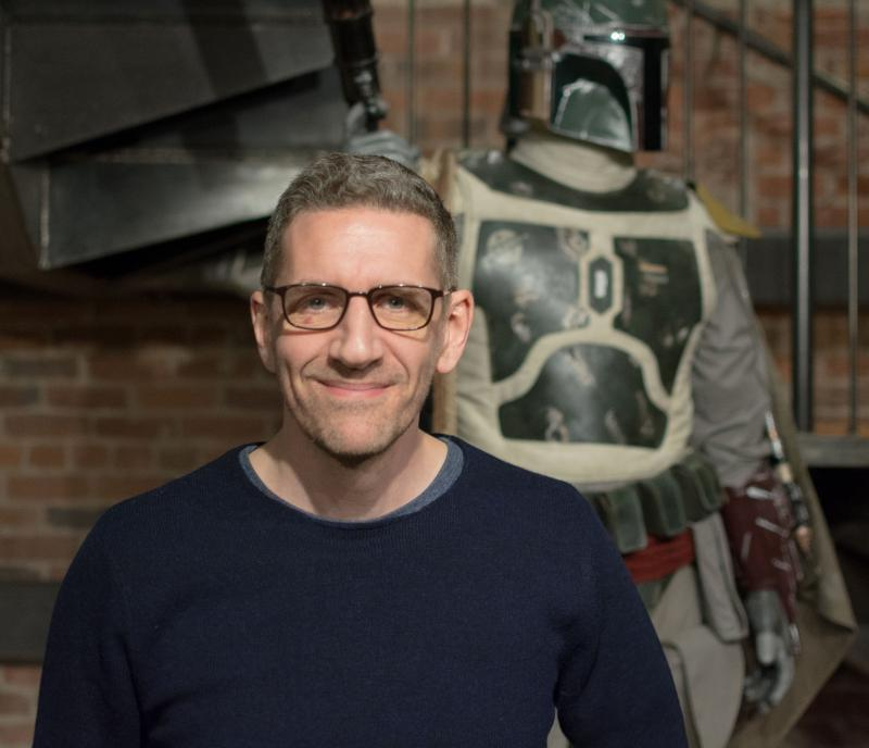 "Lane Howard, who grew up in Normal, is now a visual effects coordinator at Industrial Light and Magic. He worked on ""Star Wars: The Last Jedi."""