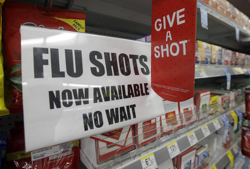 State records show that the flu season in Illinois appears to be  peaking early this year.
