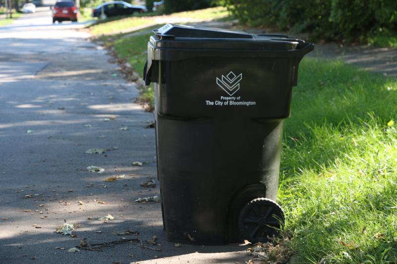 The Bloomington City Council is expected to discuss solid waste again Feb. 12.