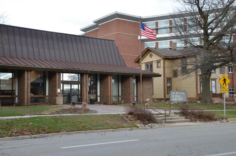 Normal Public Library seeks to distribute 1,600 library cards later this year.