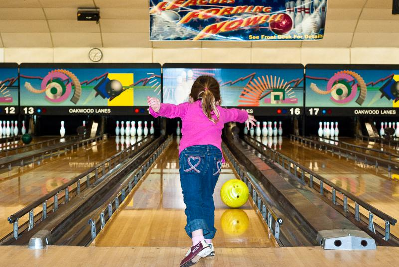 You don't have to be a great bowler to help kids in our community.