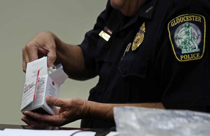 Some police departments across the country are equipping their officers with kits to help revive opioid addicts who have overdosed.