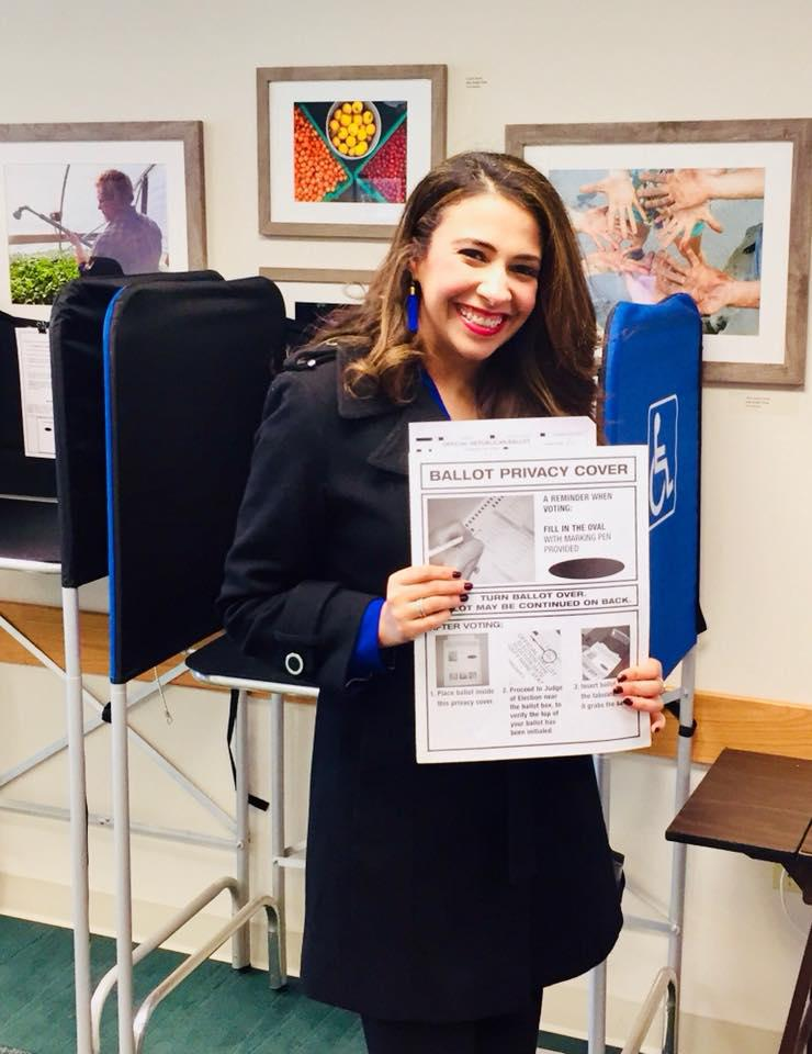 Attorney and former Miss America Erika Harold has won the Republican primary for Illinois attorney general.