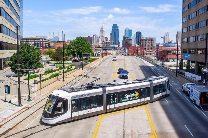 Construction for Kansas City's street car helped spur a technological revolution in Kansas City.