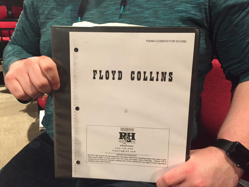 Score of Floyd Collins