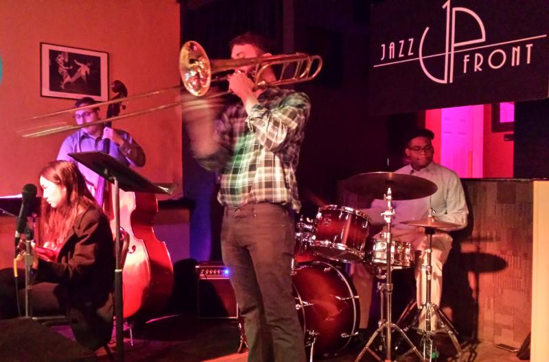 Chow 4-Piece at Jazz UpFront in Bloomington April 5.
