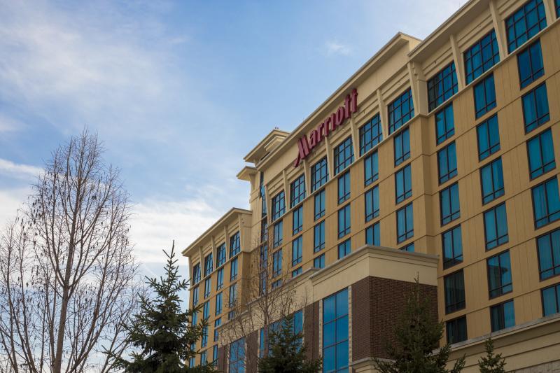 The Normal Marriott opened in 2009.