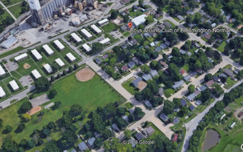The Boys & Girls Club would raise money privately to construct a new building at Sunnyside Park, just down the street from its current home on Illinois Street.