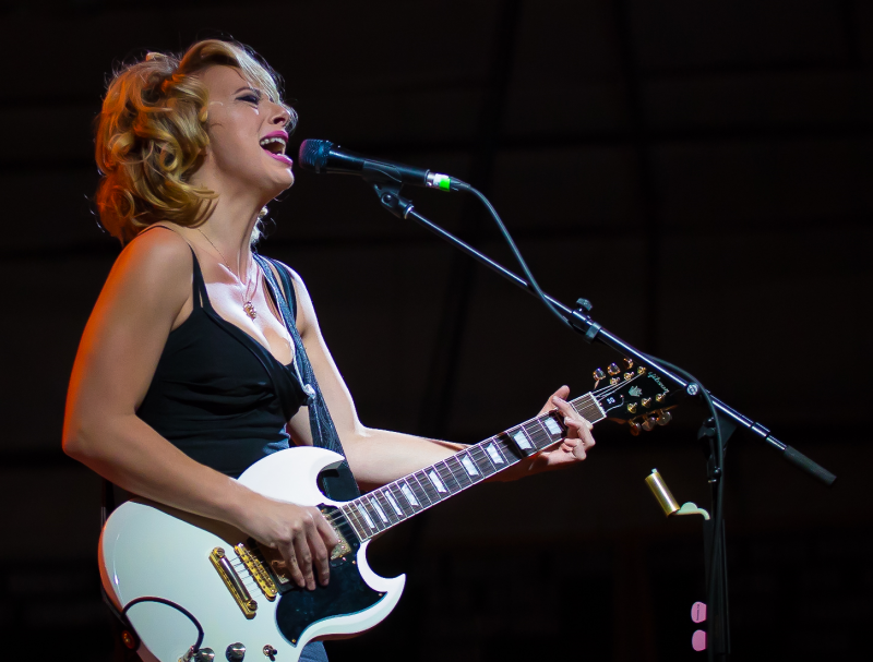 Samantha Fish returns to the Castle Theatre in Bloomington on Thursday, May 17.