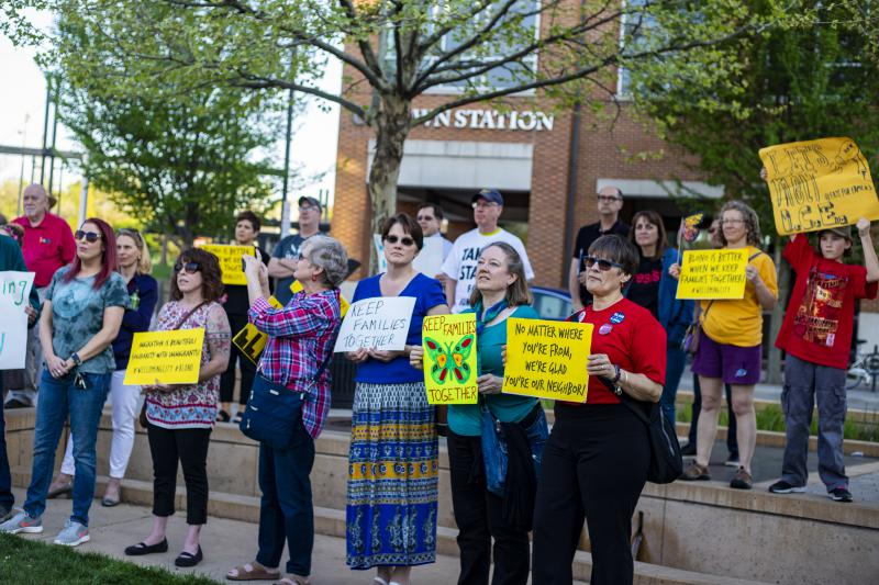 The Keep Families Together coalition has been pressuring local councils to pass Welcoming ordinances.