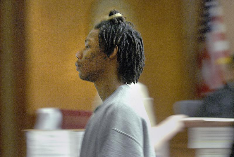 Chris Harrison, now 18, faces murder charges in the deaths of Jody Gardner and Reggie Hart. They were killed April 25 in Normal.