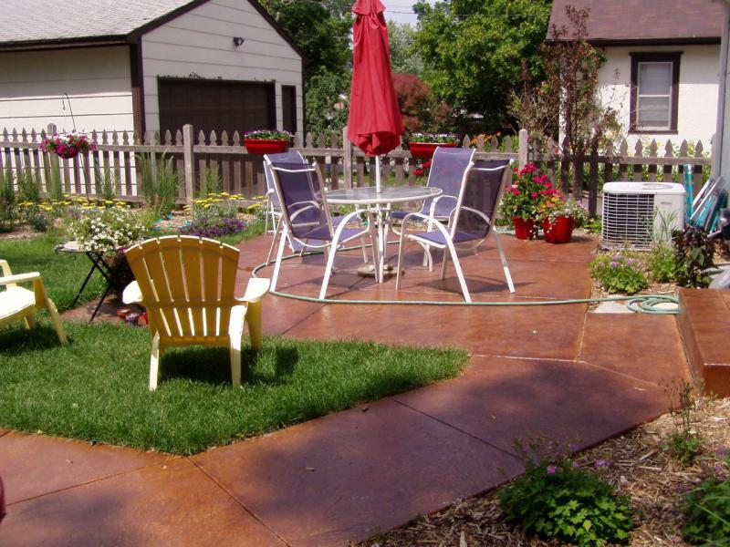 Looking for a long lasting patio? You may want to consider waterproof materials.