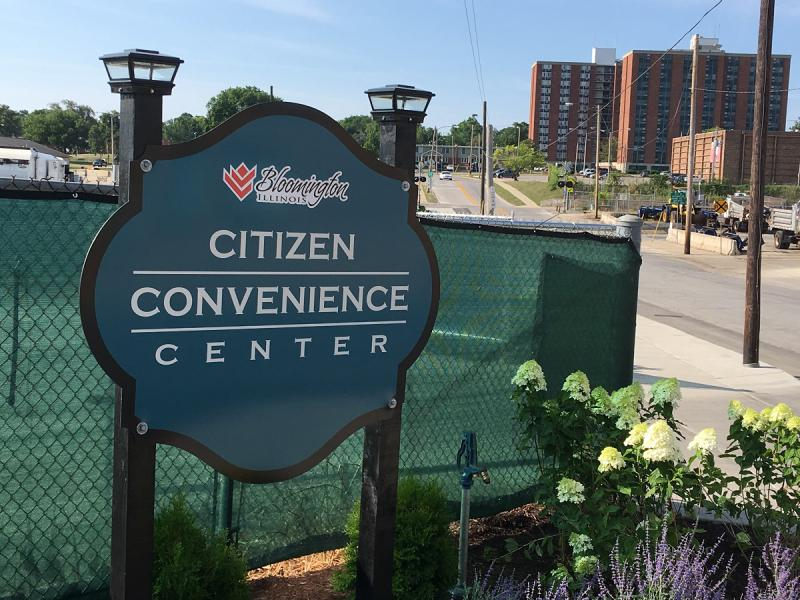 Bloomington Citizen Convenience Center