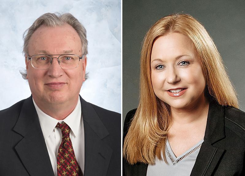 Peter Rankaitis and Lisa Thompson