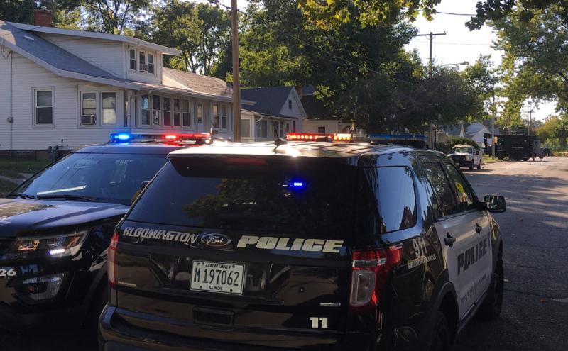 Bloomington Police