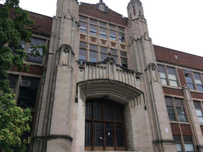 Former Bloomington High School