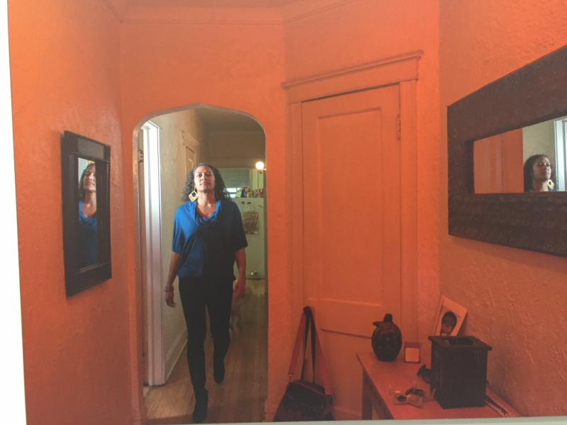 Photo of woman in hall