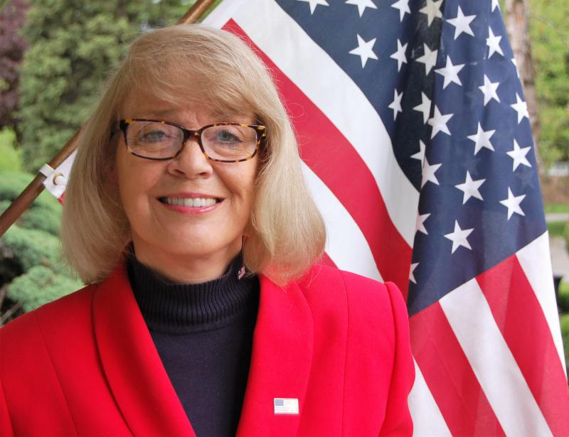 Republican McLean County Clerk Kathy Michael