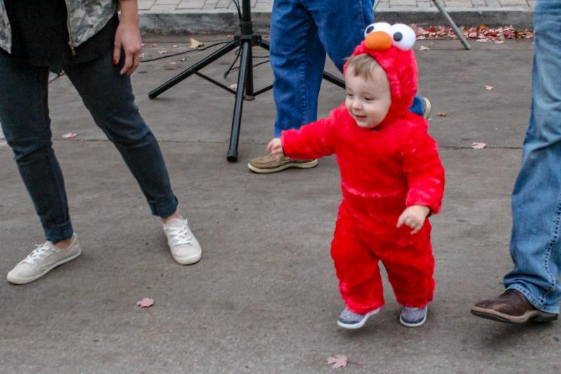 Highlights from the Treat Fest trick-or-treating event in Uptown Normal on Tuesday, Oct. 30, 2018.Highlights from the Treat Feast trick-or-treating event in Uptown Normal on Tuesday, Oct. 30, 2018.