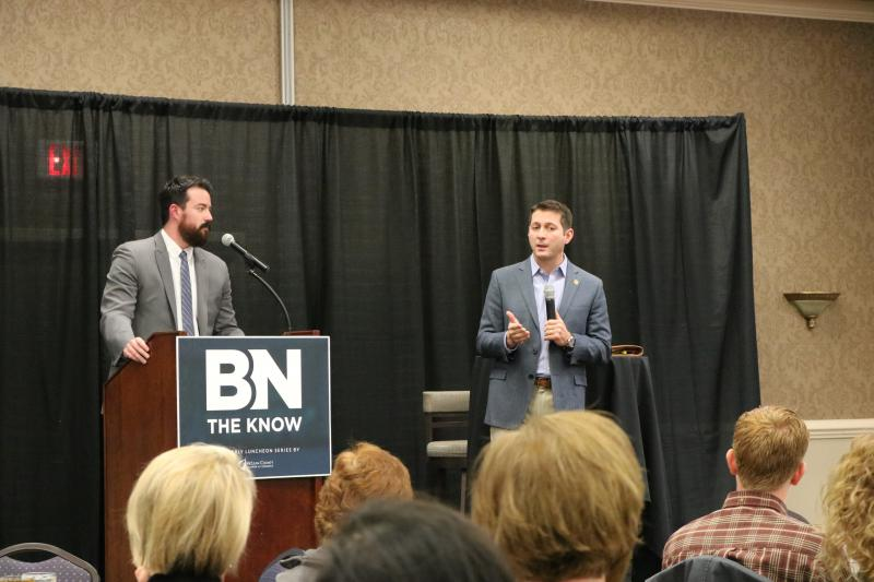 Jason Barickman and John Walsh