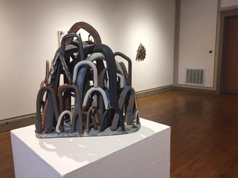 Looping sculpture