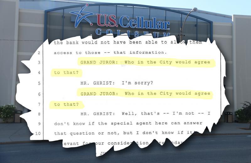 Grand jury transcript
