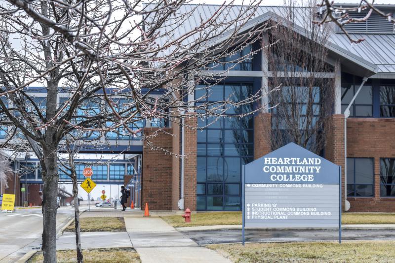 Heartland building exterior