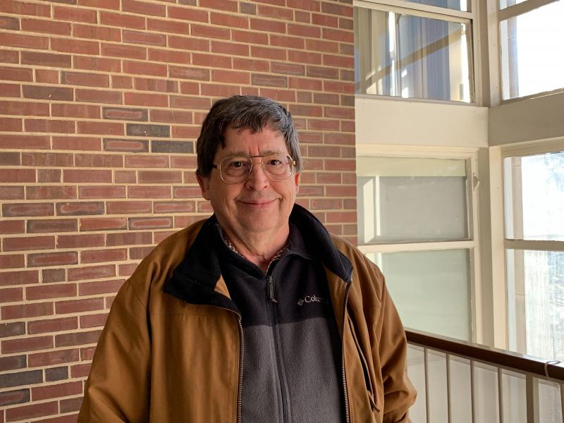 Angelo Capparella is a member of the John Wesley Powell Audubon Society and participated in the Christmas Bird Count last month.