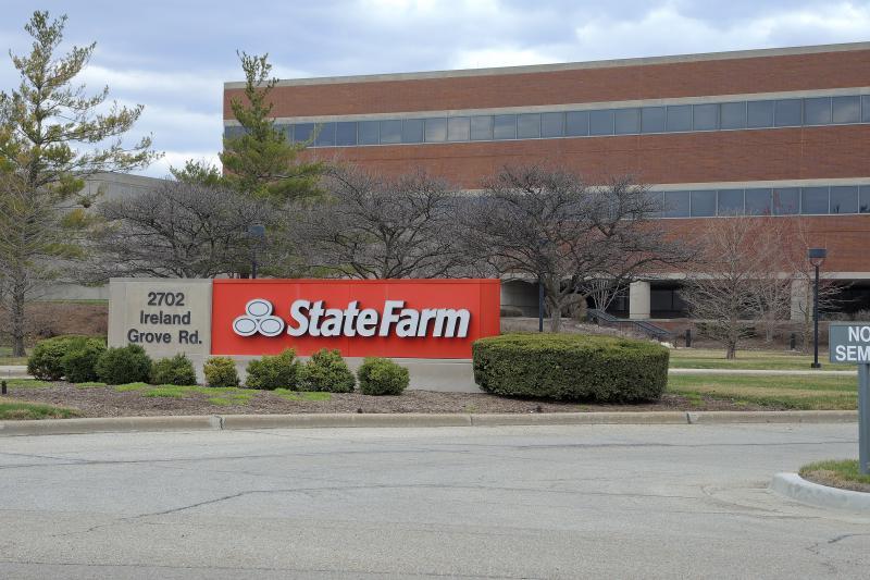 State Farm building