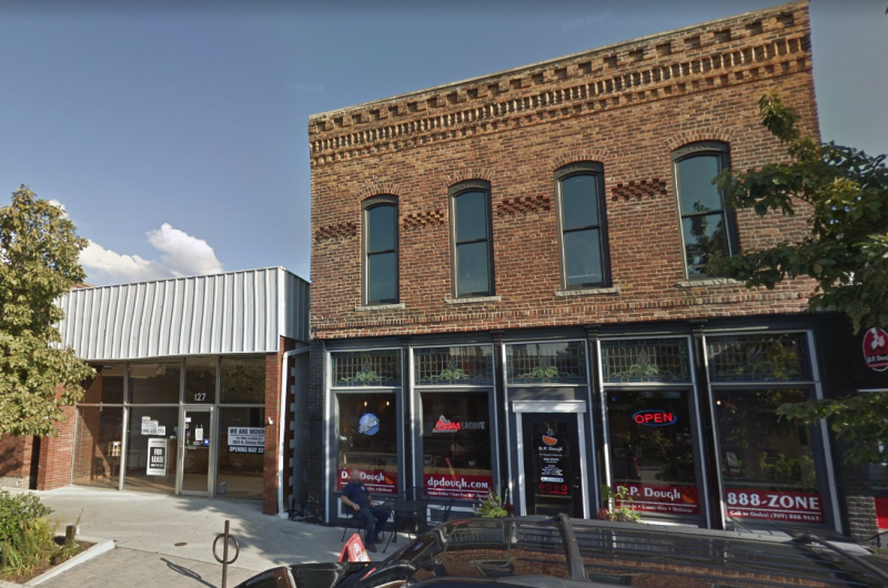 Beaufort Street buildings