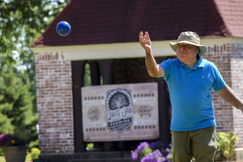 Highlights from GLT's Bocce at the Village on Saturday, Sept. 9, 2017, at Normandy Village in Normal.