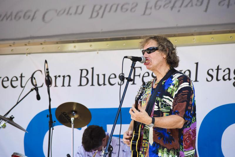 Highlights from the Sweet Corn Blues Festival on Saturday, Aug. 26, 2017, in Uptown Normal.