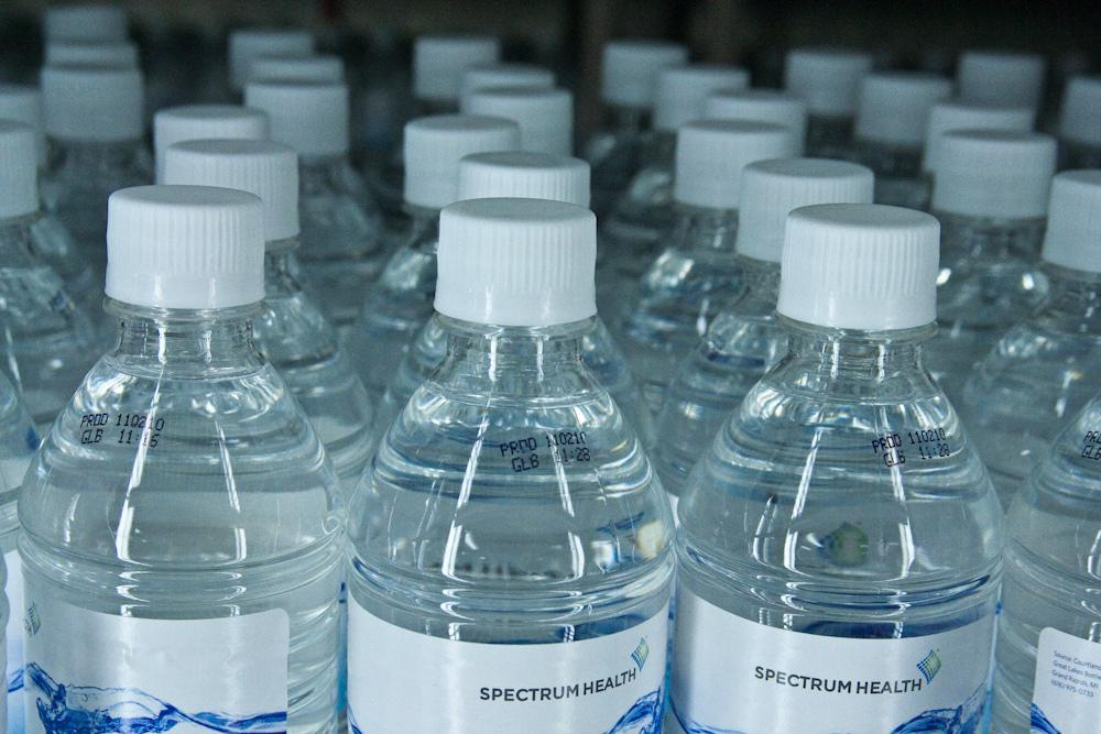 9975e3b915 Bottled Water Versus Tap Water: Is One Better Than The Other? | WGLT