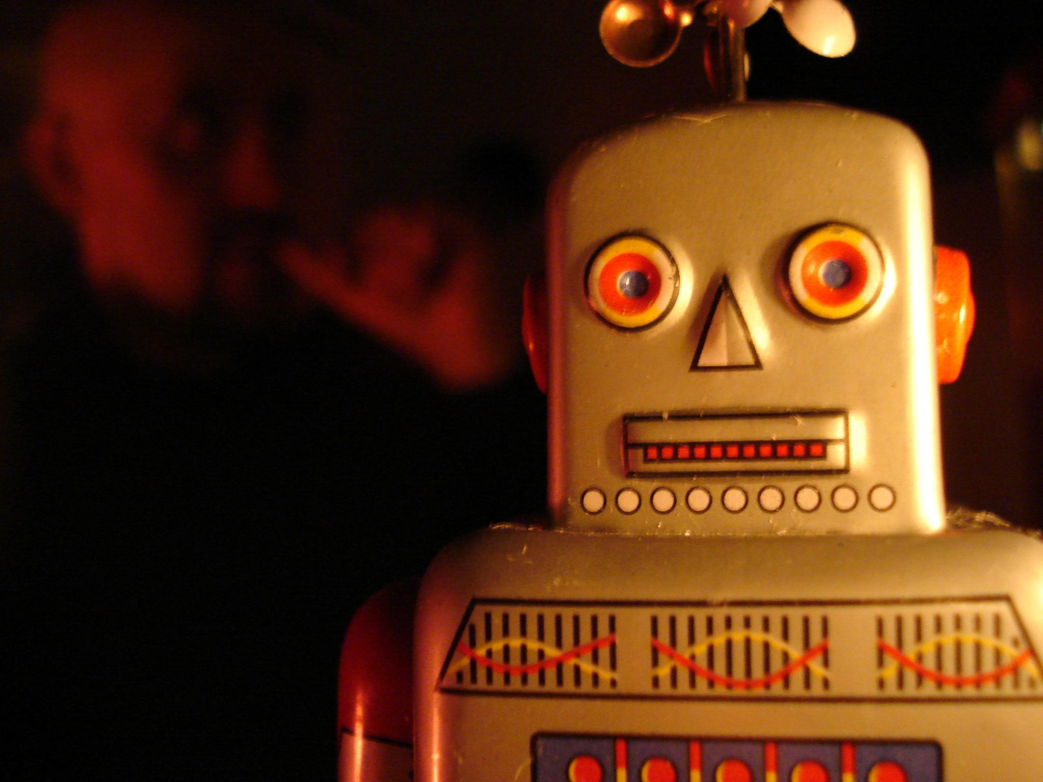 Robots Seize Control Of Normal Theater   WGLT